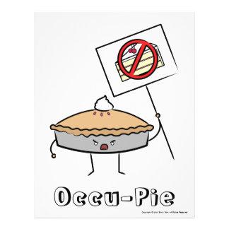 Occu-Pie (Value 'Poster', White) Custom Flyer