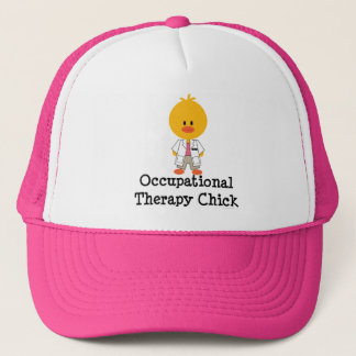 Occupational Therapy Chick Hat