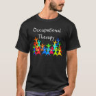 Occupational Therapy Colourful T-shirt