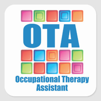 OccupationalTherapy Assistant OTA Sticker