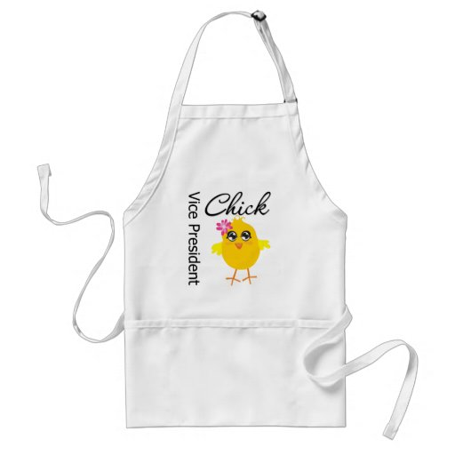 Occupations Chick Vice President Apron