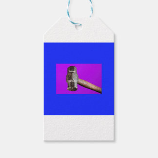 Occupations: Future Carpenter Sledgehammer Design Pack Of Gift Tags