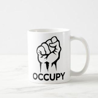 Occupez Wall Street - nous sommes les 99% Tasse À Café