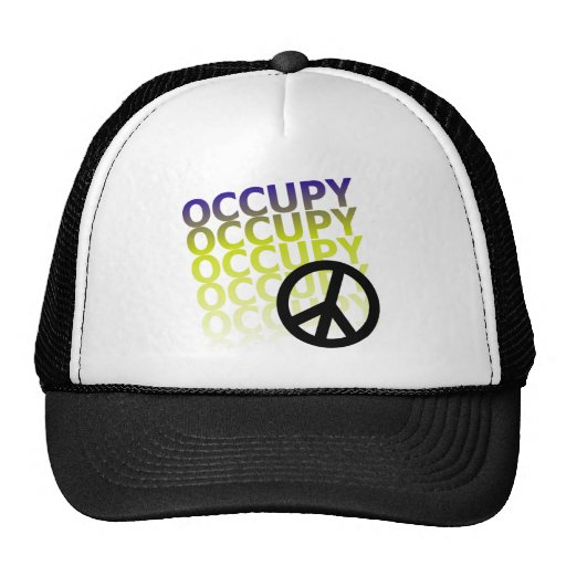 OCCUPY58 HATS