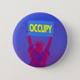 OCCUPY 2 INCH ROUND BUTTON