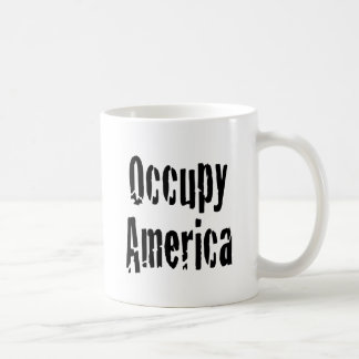 Occupy America Coffee Mug
