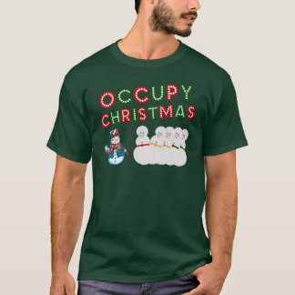 Occupy Christmas Sweater