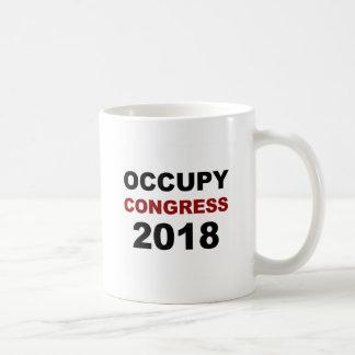 Occupy Congress 2018 Coffee Mug