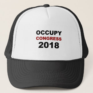Occupy Congress 2018 Trucker Hat