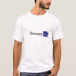 Occupy: Couch T-Shirt