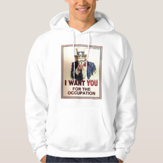 Occupy Everywhere Men's Long Sleeve Hoodie
