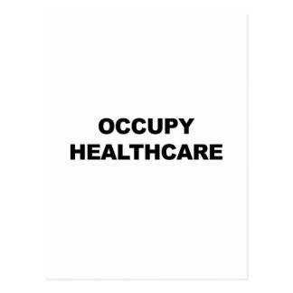 OCCUPY HEALTHCARE POSTCARD