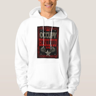 Occupy Honolulu OWS protest 99 percent strong Hoodie