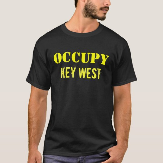 Occupy Key West T-Shirt