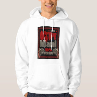 Occupy Miami OWS protest 99 percent strong poster Hoodie
