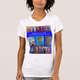 Occupy My Soul Quilt National Gathering T-Shirt