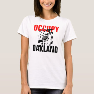OCCUPY OAKLAND Shirt