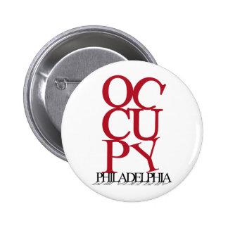 Occupy Philadelphia Pins