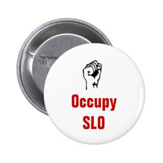 Occupy SLO button