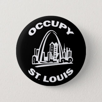 Occupy St. Louis 2 Inch Round Button