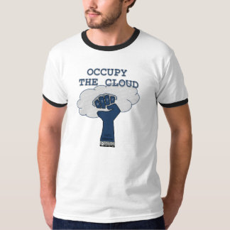 Occupy The Cloud T-Shirt