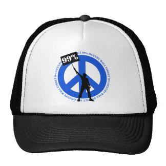Occupy Wallstreet Trucker Hat