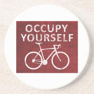 Occupy Yourself Coaster