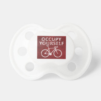 Occupy Yourself Pacifier
