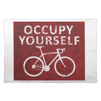 Occupy Yourself Placemat