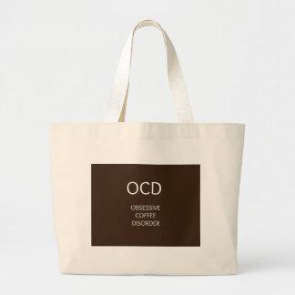 OCD LARGE TOTE BAG