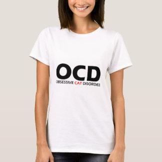 OCD - Obsessive Cat Disorder T-Shirt