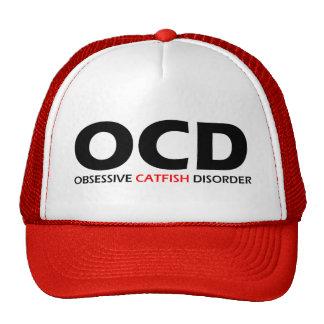 OCD - Obsessive Catfish Disorder Mesh Hats