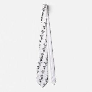 OCD obsessive chihuahua Tie