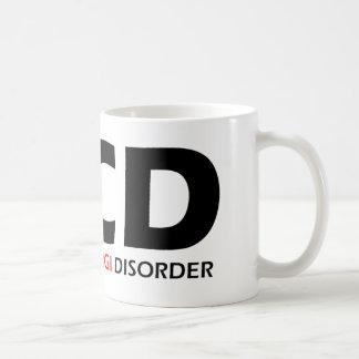 OCD - Obsessive Corgi Disorder Coffee Mug