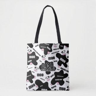 OCD - Obsessive Cow Disorder Tote Bag