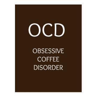 OCD POSTCARD