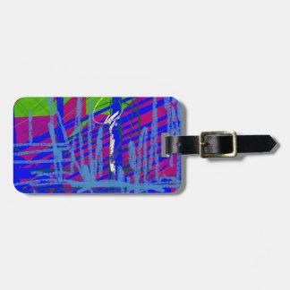 ocean-1 bag tag