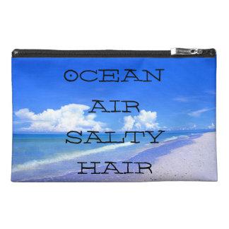 Ocean Air Salty Hair Travel Accessories Bags