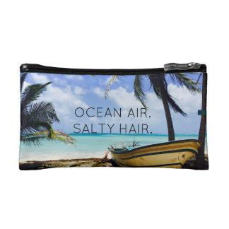 OCEAN AIR SALTY HAIR COSMETICS BAG COSMETICS BAGS