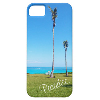 Ocean and Palm Landscape iPhone 5 Cover