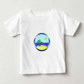 Ocean and sunlight baby T-Shirt