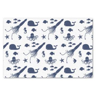 Ocean Animal Tissue Paper