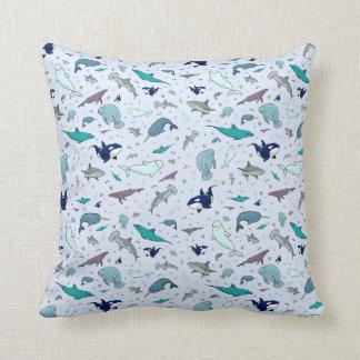 Ocean Animals Cushion