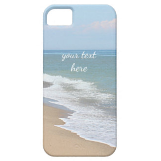 Ocean beach and waves case for the iPhone 5
