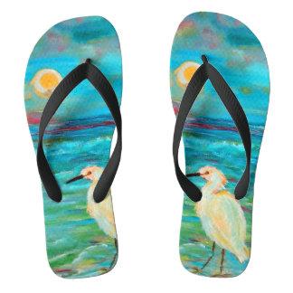 Ocean Beach Flip Flops