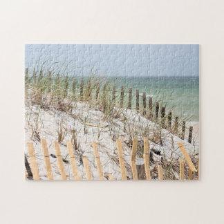 Ocean beach jigsaw puzzle