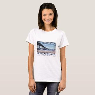 Ocean Beach, San Diego, California T-Shirt