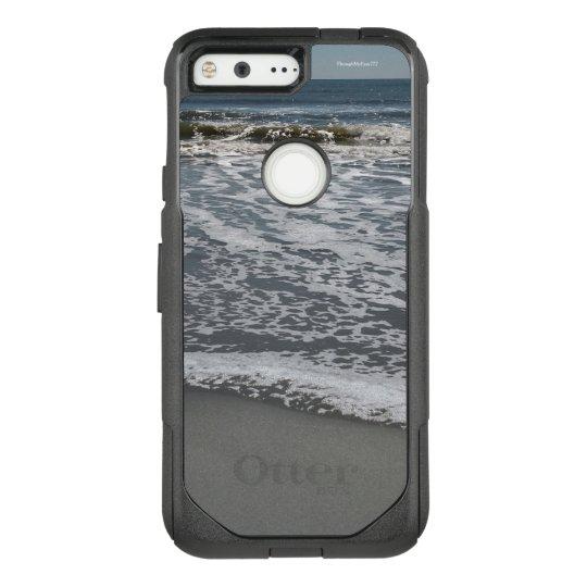 Ocean, Beach Waves, Google Pixel Otter Box Case