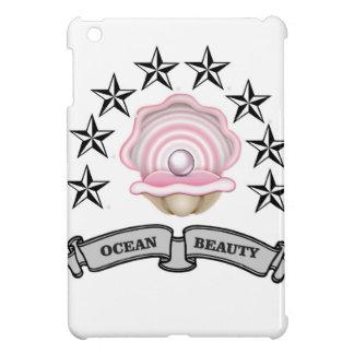 ocean beauty pearl iPad mini cover