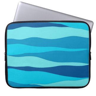 """Ocean Blue 15"""" Laptop Sleeve"""